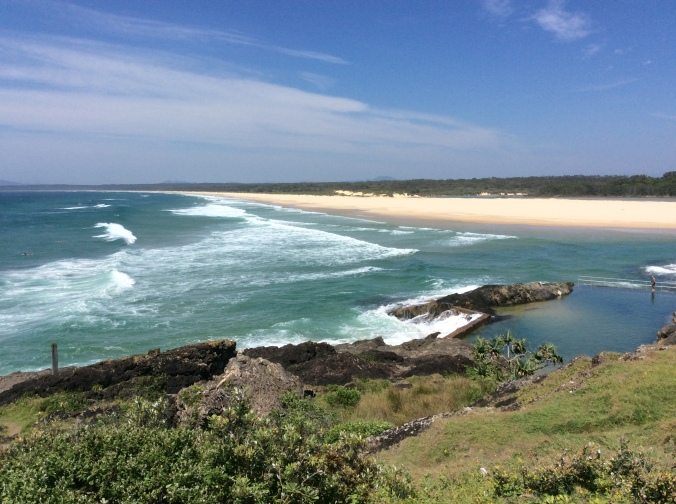 6c Sawtell Lookout